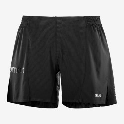 PANTALÓN S/LAB SHORT 6 M BLACK