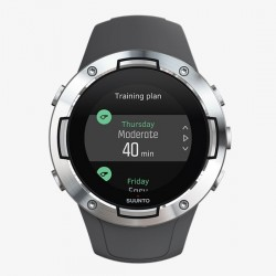 SUUNTO 5 GRAPHITE STEEL