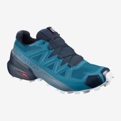 SALOMON SPEEDCROSS 5 BLUE NAVY